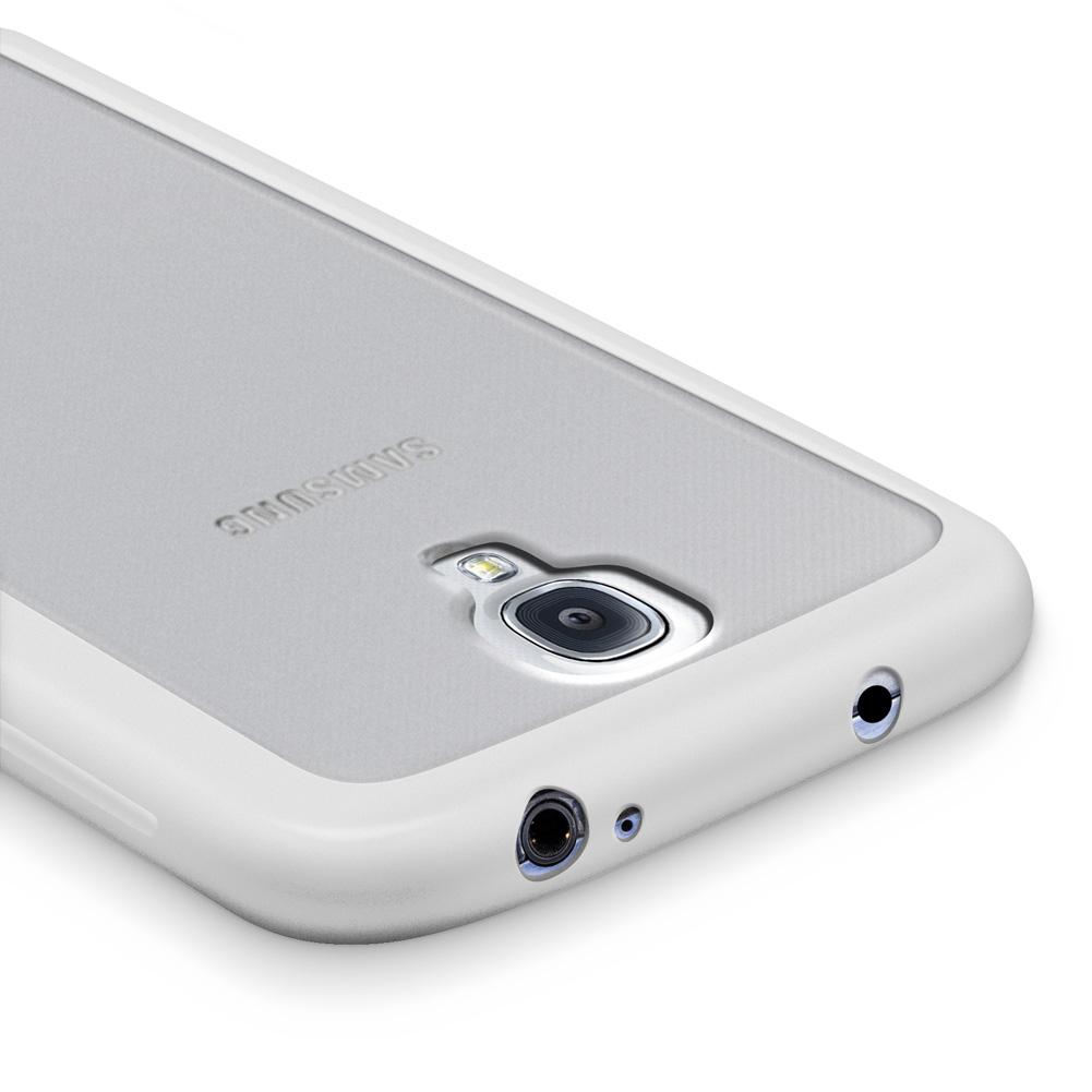 Bamboo Pattern Hard Case für Samsung Galaxy i9500 S4 611618