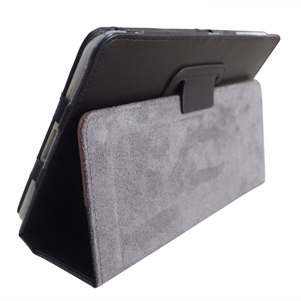 """MiniSuit Samsung Galaxy Tab 7.7"""" Inch P6800 PU Leather Case Cover with Bluetooth Keyboard (Black)"""