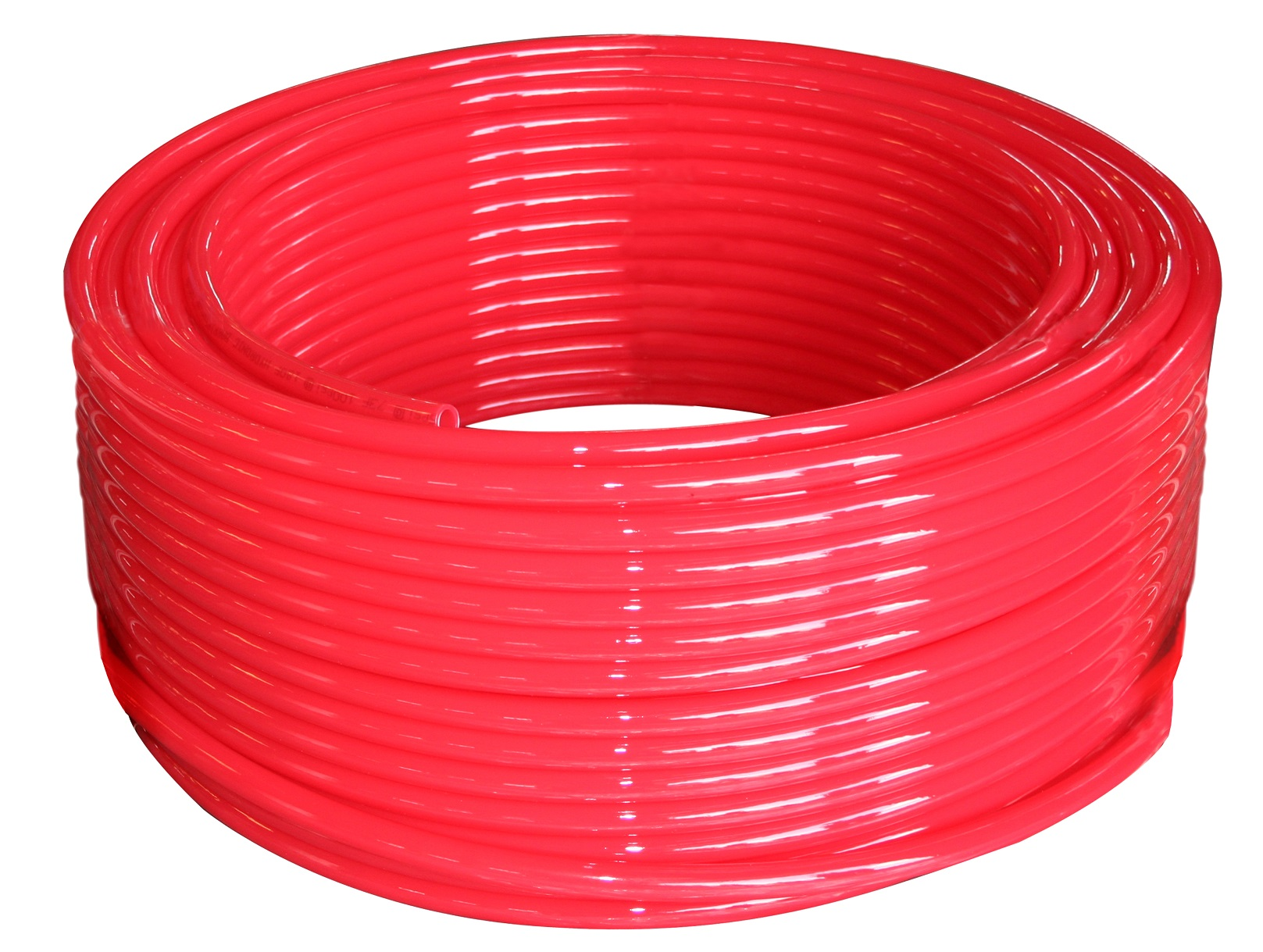 1 2 x 1000ft pex tubing oxygen barrier o2 evoh red 1 000 for Types of pex