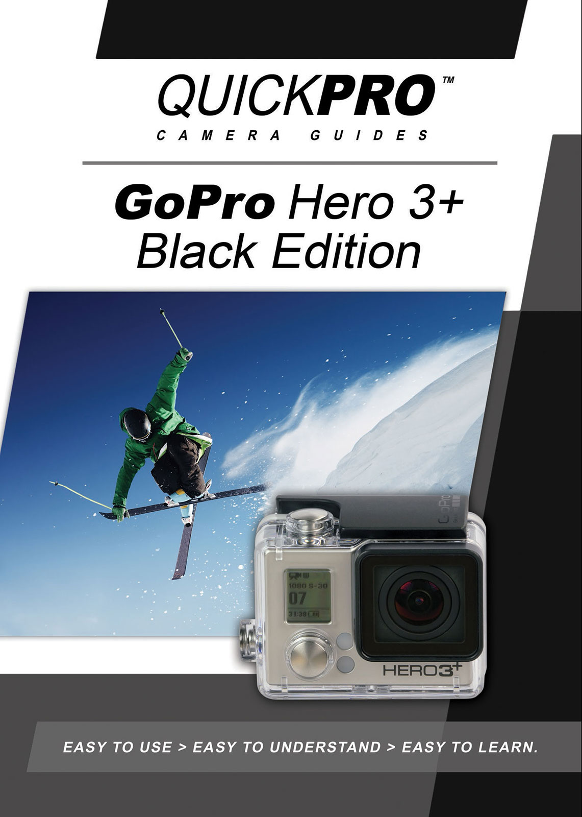gopro hero 3 black edition instructional slr video guide. Black Bedroom Furniture Sets. Home Design Ideas