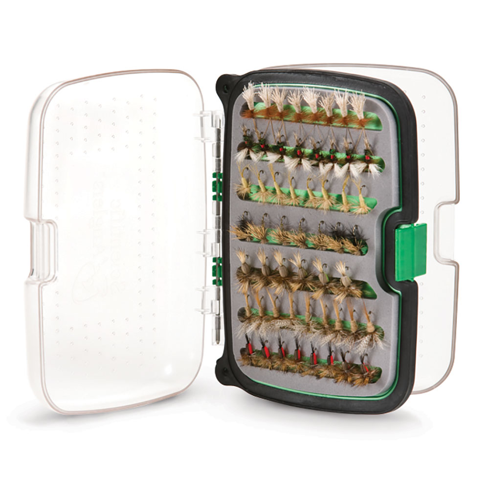 Scientific anglers system x waterproof fly box fly fishing for Fly fishing box