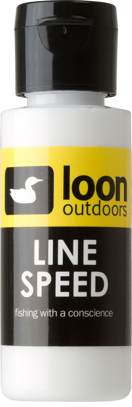 Loon outdoors line speed fly fishing line cleaner and dressing for Fishing line conditioner
