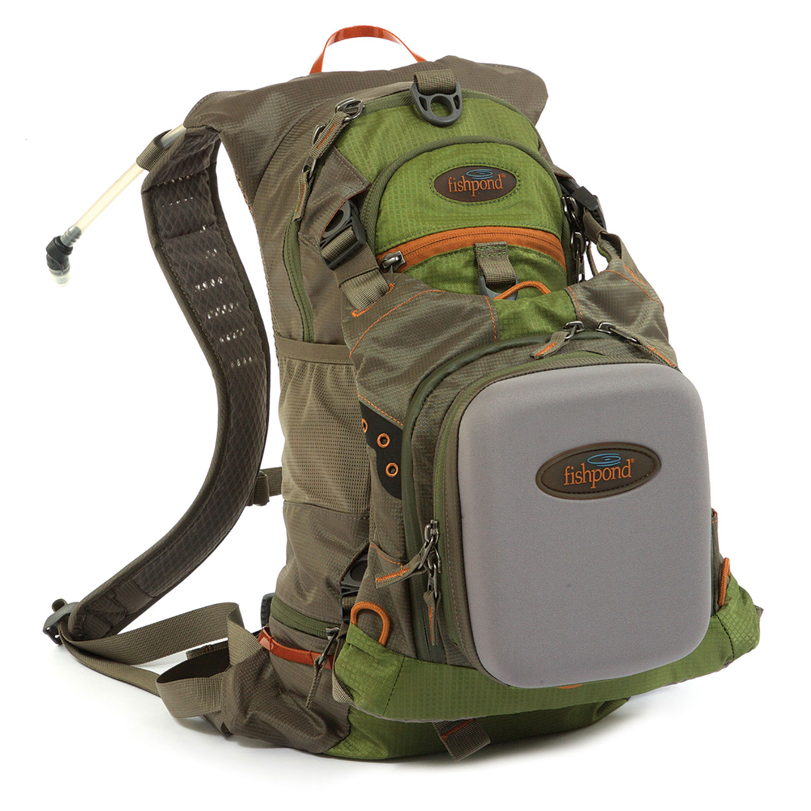 Fishpond oxbow chest backpack fly fishing pack modular for Fly fishing bag