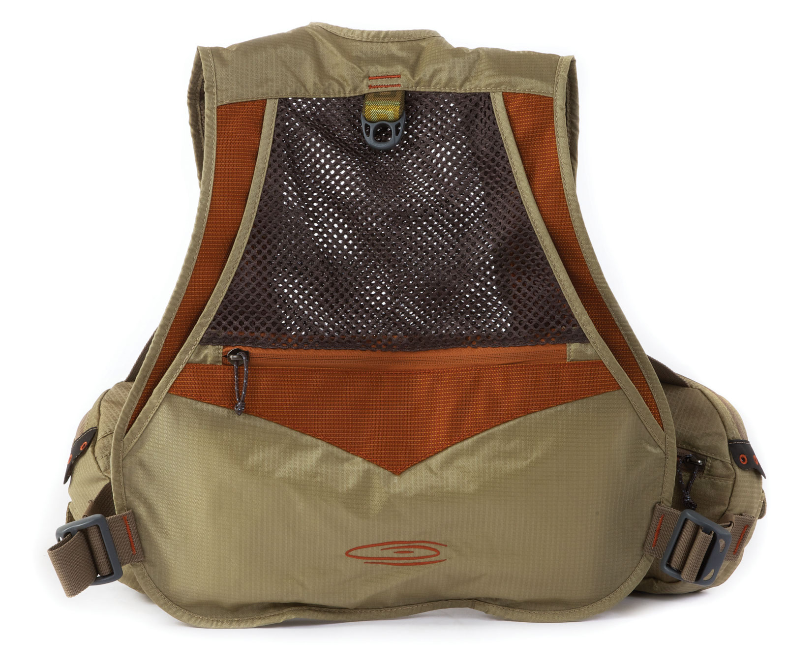 Fishpond vaquero tech pack fly fishing vest one size fits all for Fishpond fly fishing