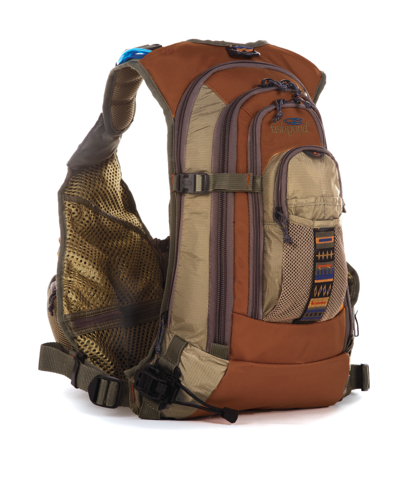 Fishpond wasatch tech pack fly fishing vests ebay for Fishpond fly fishing