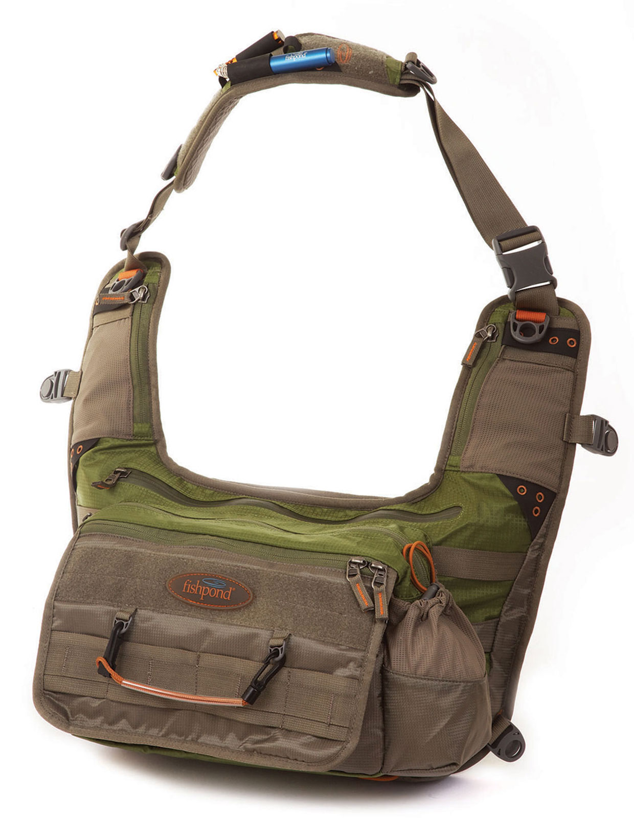 Fishpond delta sling fly fishing chest pack bag storage for Fishing chest pack