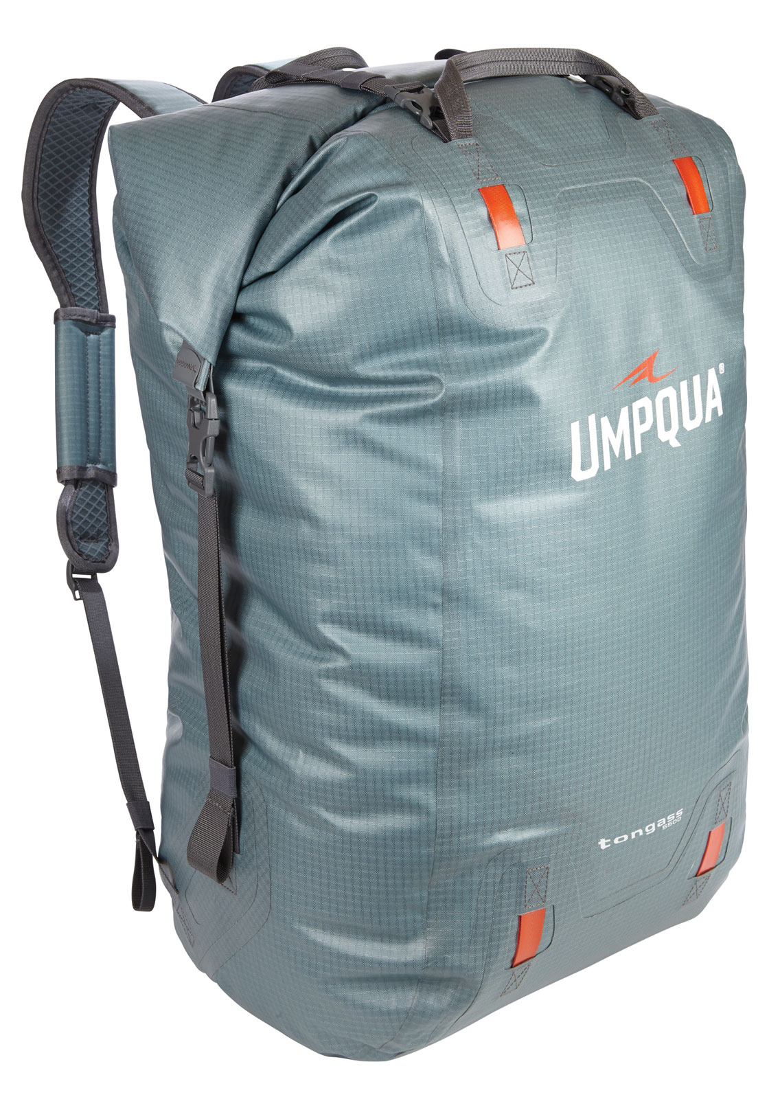 Umpqua tongass 5500 waterproof gear bag fly fishing for Fly fishing backpack