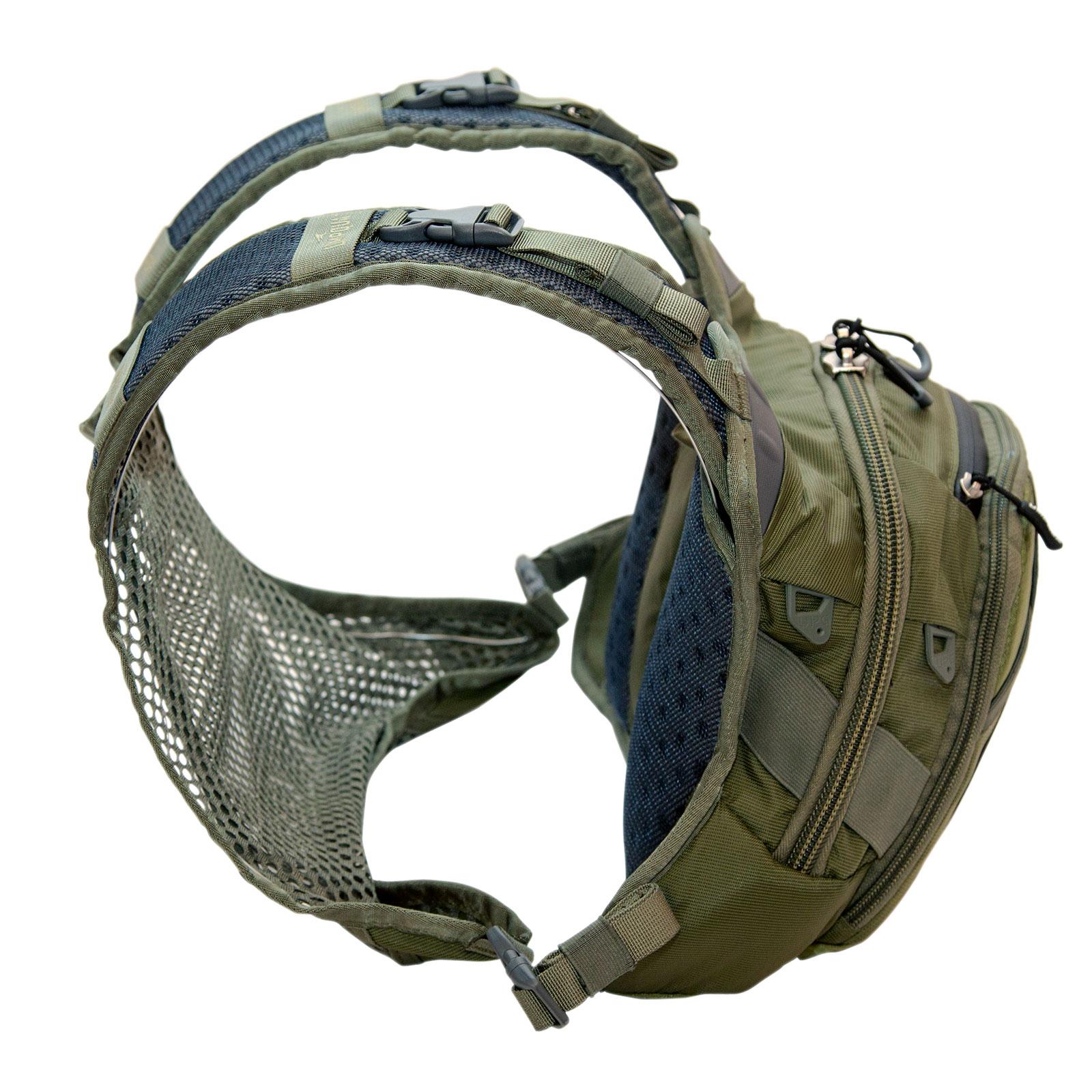 Umpqua overlook 500 chest pack for fly fishing bag new ebay for Fly fishing bag