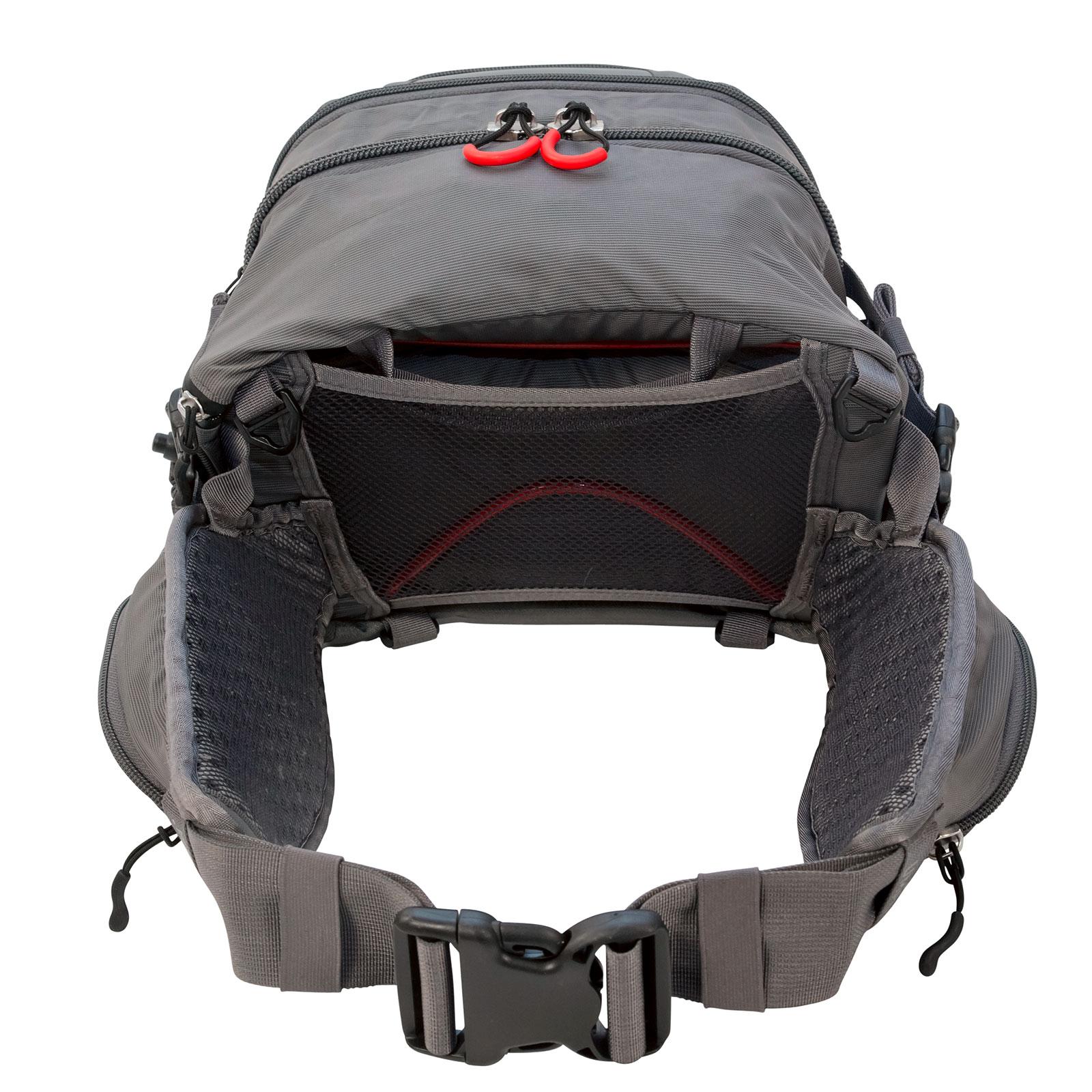 Umpqua ledges 650 waist pack for fly fishing bag new ebay for Fly fishing hip pack