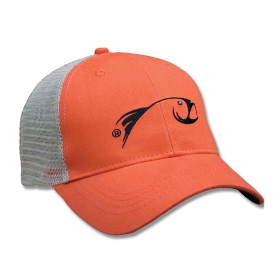 Rising fly fishing trucker baseball cap hat ebay for Fishing baseball caps