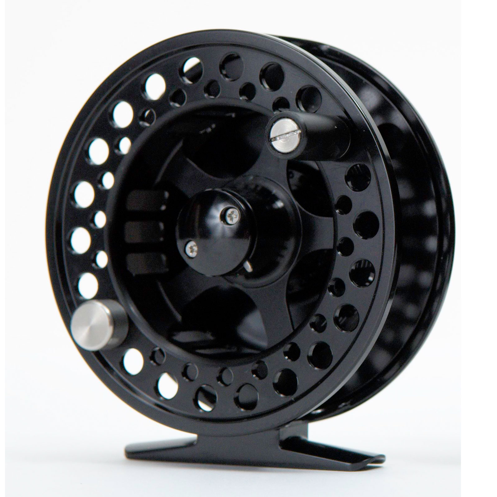 Tfo hsr saltwater or fresh water aluminum high speed for Fly fishing reels ebay