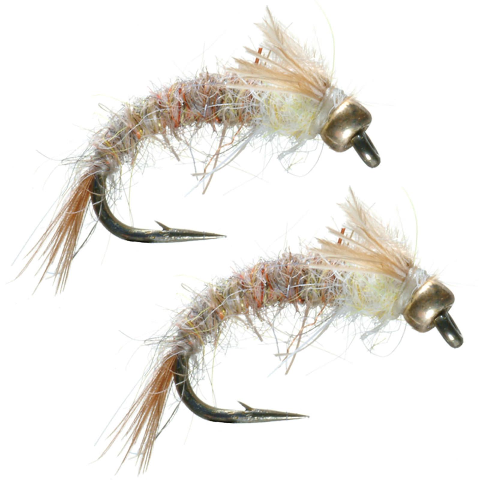 Umpqua barr 39 s bead head emerger pmd fly fishing midges for Midge fly fishing