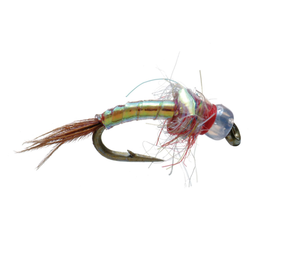 Rainbow Warrior Fly Tying Kit