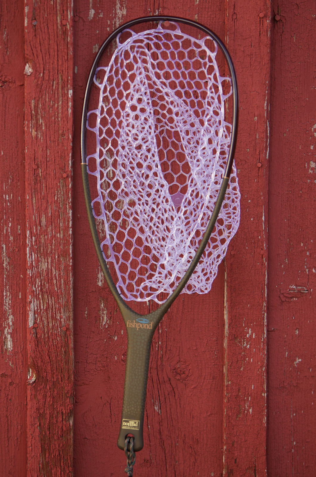 Fishpond nomad native fly fishing landing net carbon fiber for Best fly fishing nets
