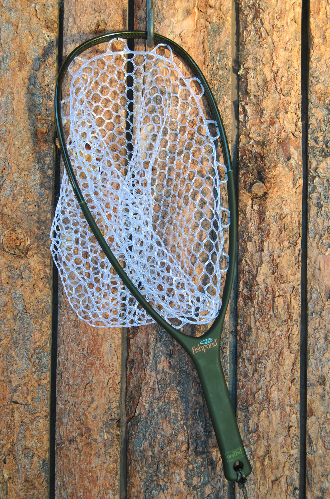 Fishpond nomad native fly fishing landing net carbon fiber for Fishpond fly fishing