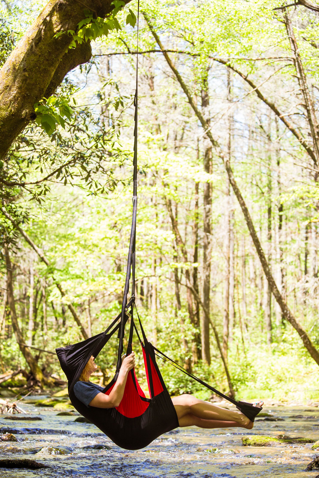 Indoor hanging pod chair - Eno Air Pod Hanging Indoor Or Outdoor Camping
