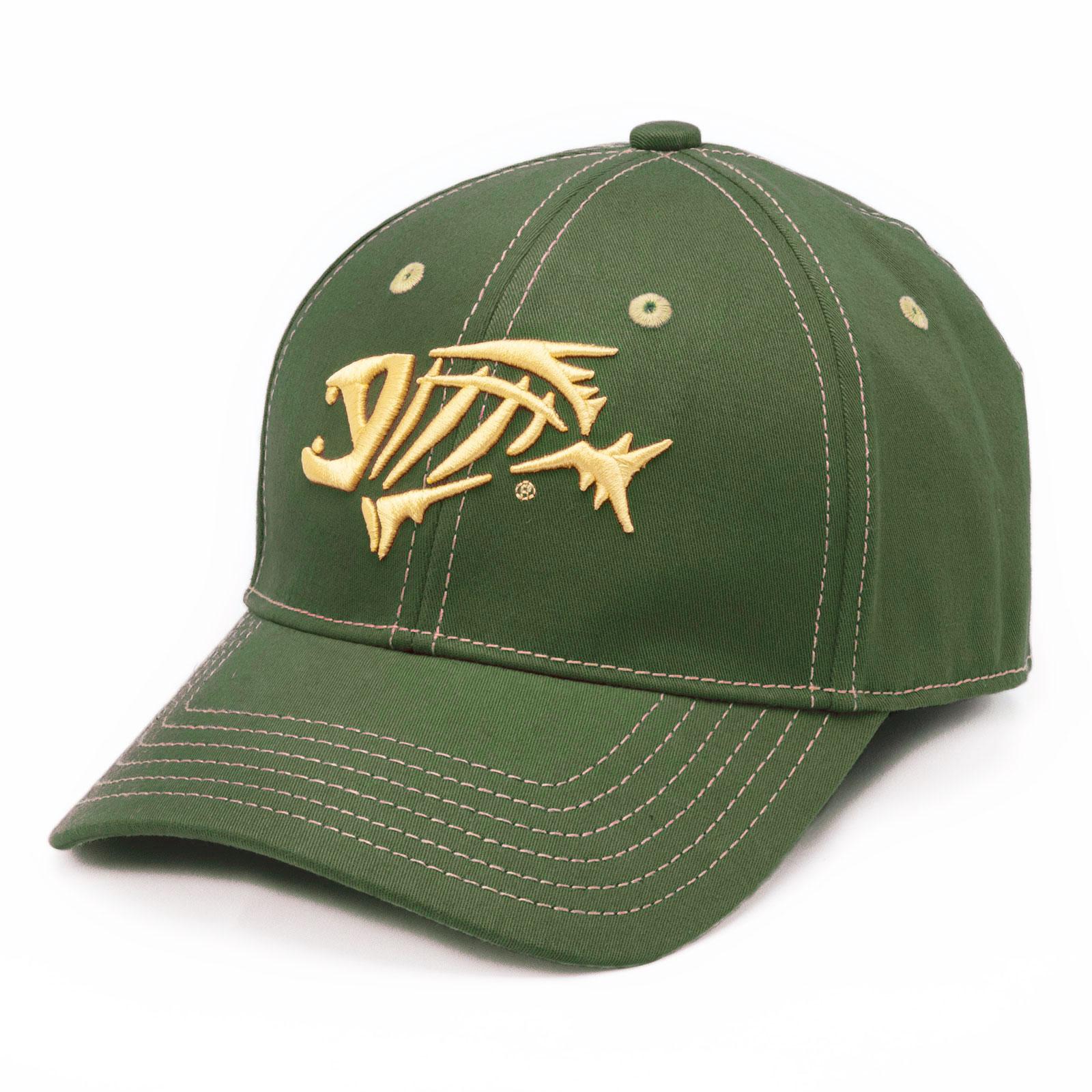 G Loomis A Flex Contrast Stitch Fishing Cap Hat 6 Panel