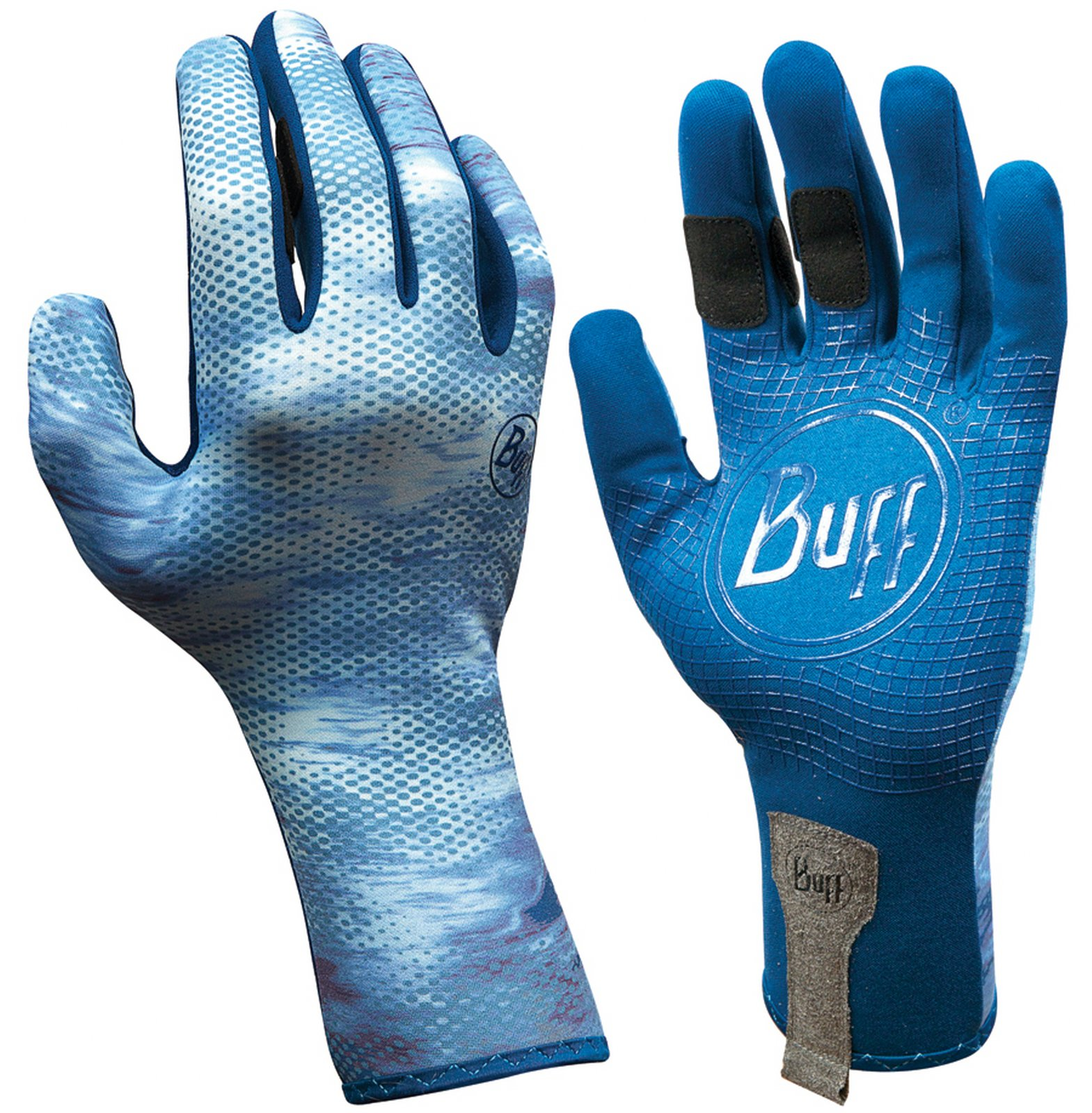 buff sport series mxs gloves fly fishing cold weather