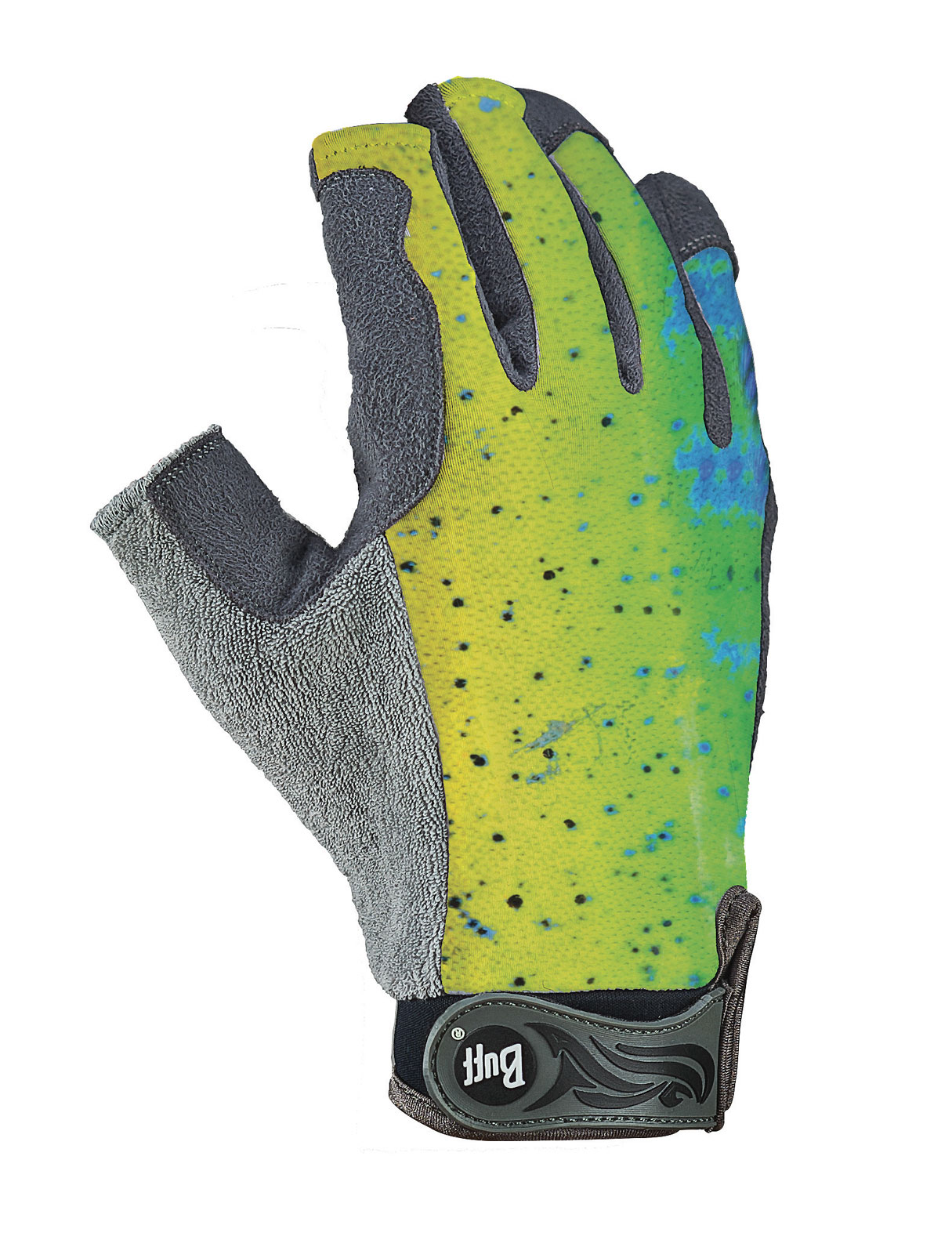 Buff pro series fly fishing fighting work angler gloves 3 for Fly fishing gloves