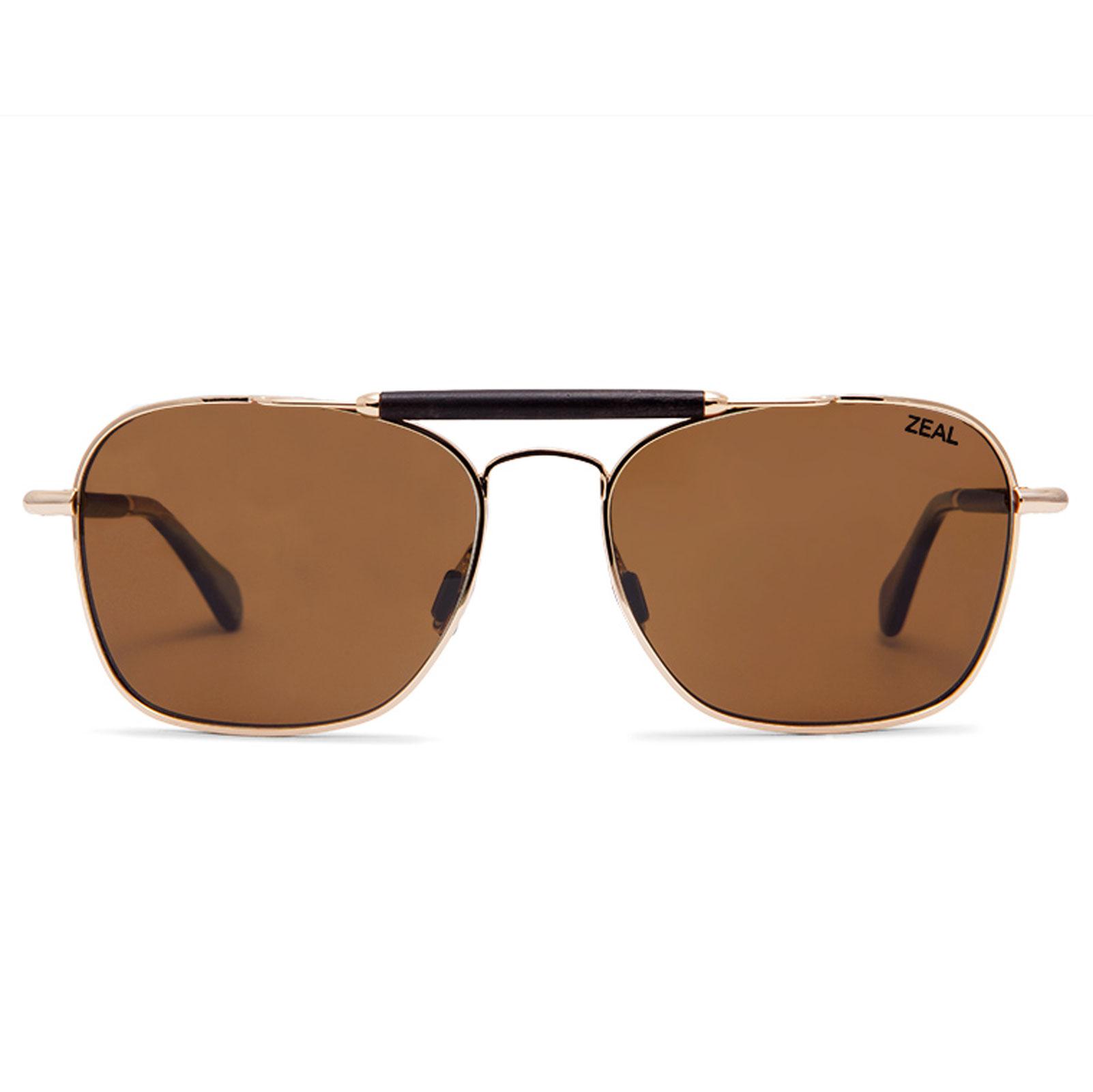dd89b0aa00 Zeal Optics Draper Sunglasses Eyewear UV Protection Polarized Durable