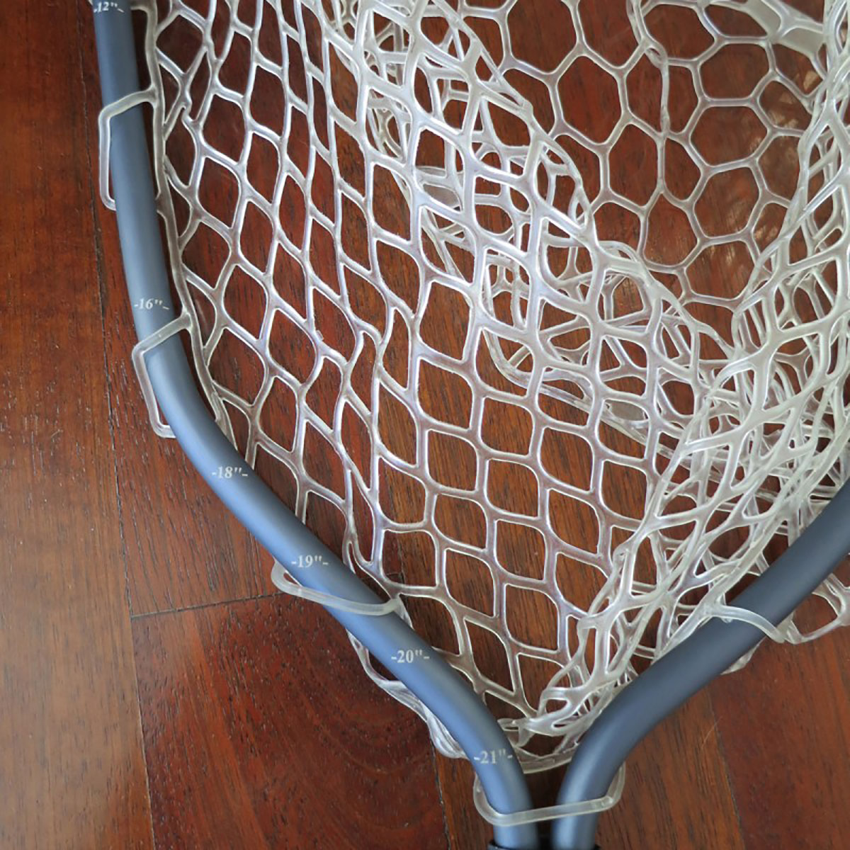 how to make a hoop net for fishing