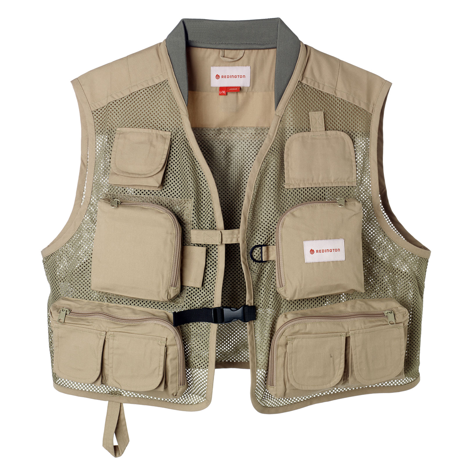 redington clark fork mesh fly fishing vest size small