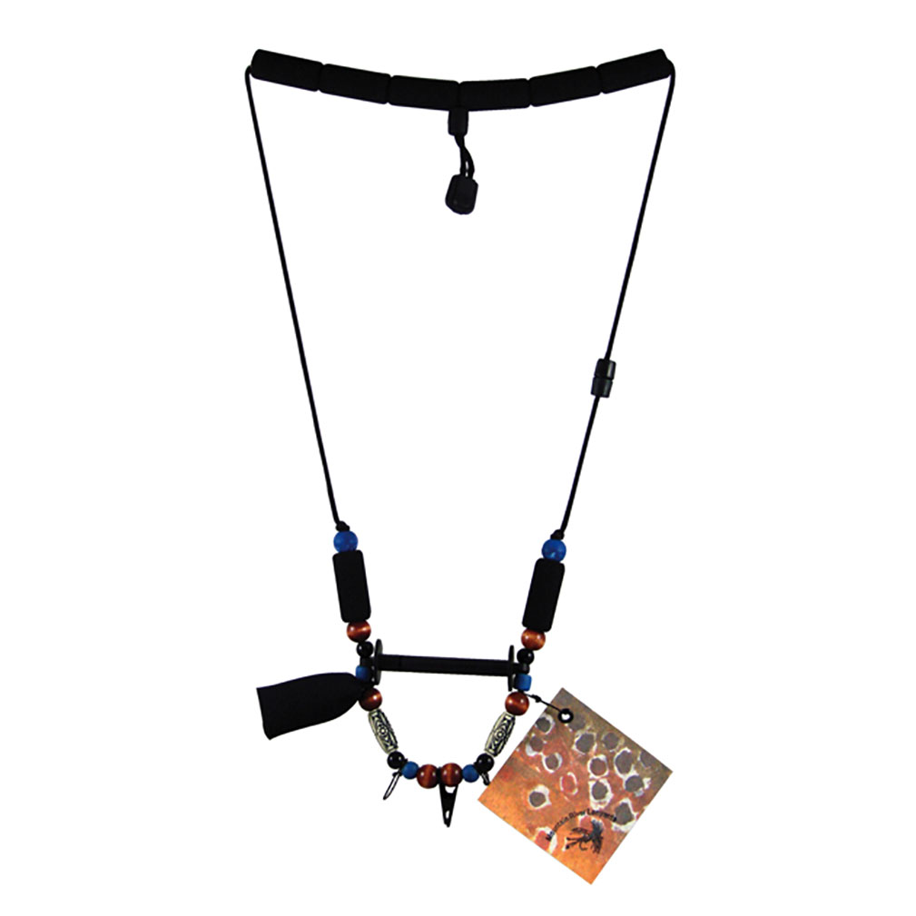 Mountain river lanyards guide lanyard fl for Fishing tool holder