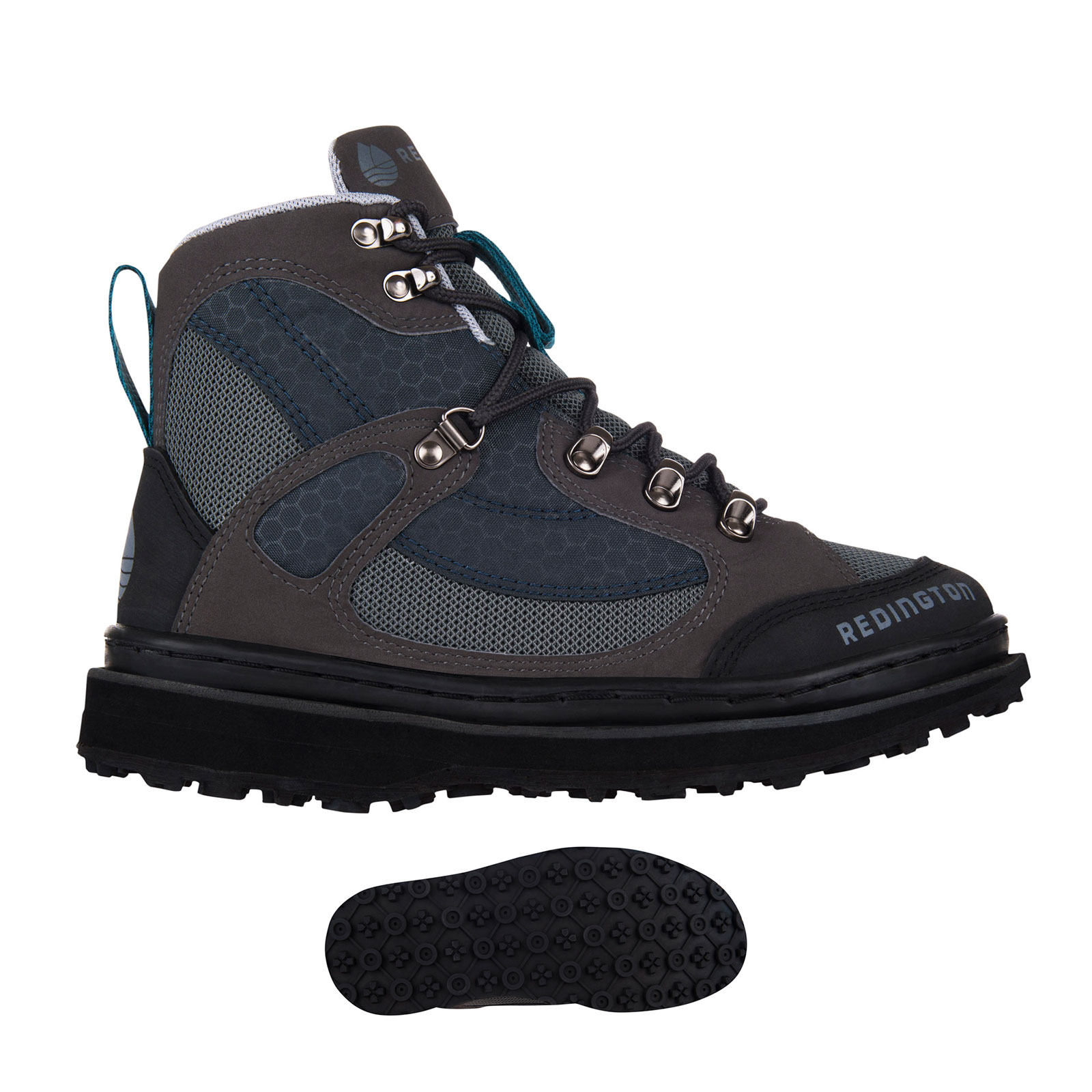 redington willow river womens sticky rubber wading boots
