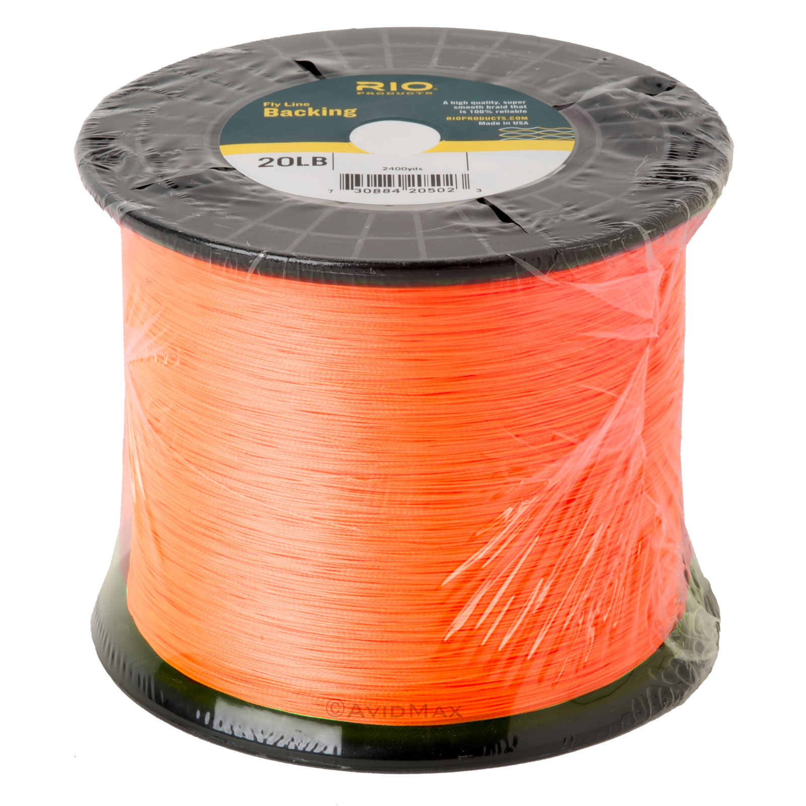 Rio dacron fly line backing 20 or 30 lb 100 to 5000 yd for Dacron fishing line