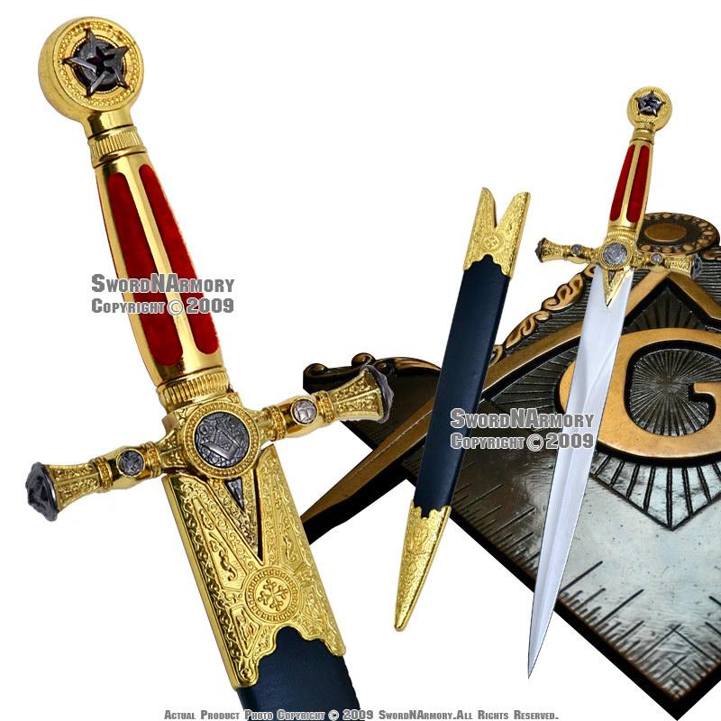 Knights Templar Masonic Sword Knights Templar Masonic Sword