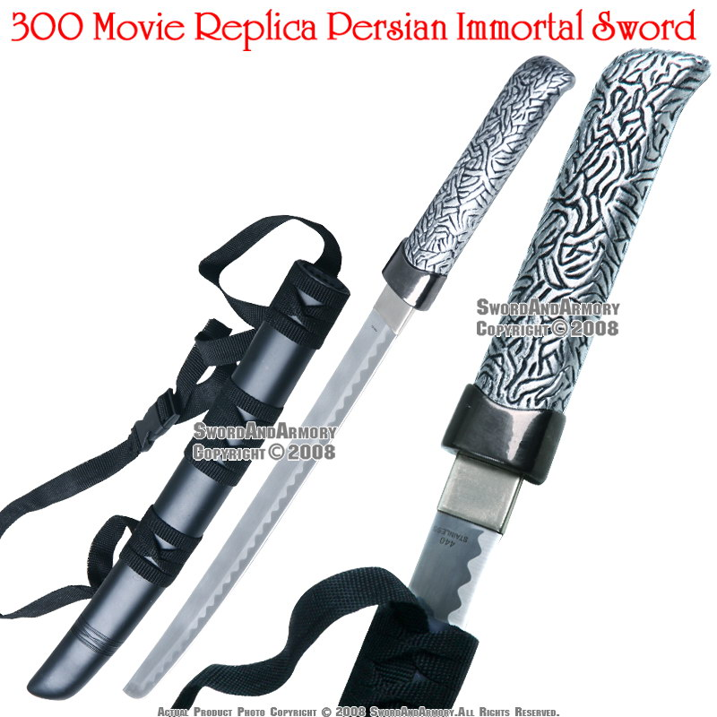 300 Spartan Warrior Persian Immortal - 118.0KB