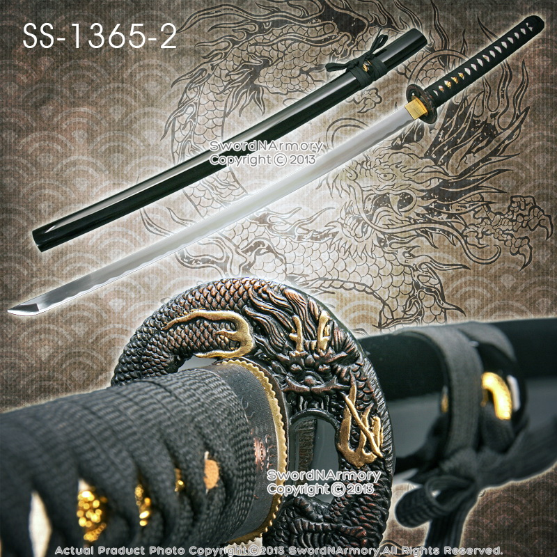 41-Hand-Honed-Samurai-Katana-Sword-with-Round-Dragon-Tsuba-Sharp-Edge
