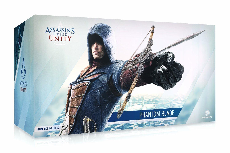 New Ubisoft Assassin's Creed Unity Phantom Blade Collectible