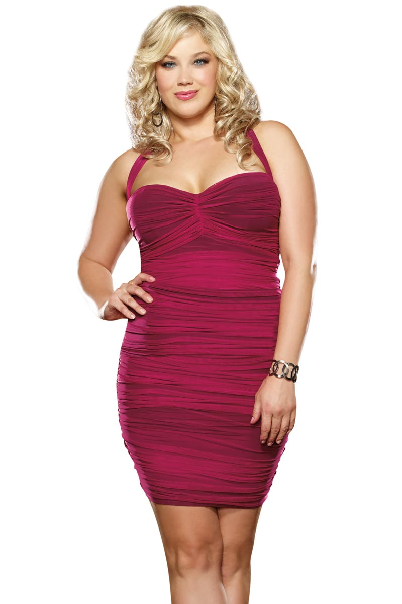 Sexy dresses for plus size pic 98