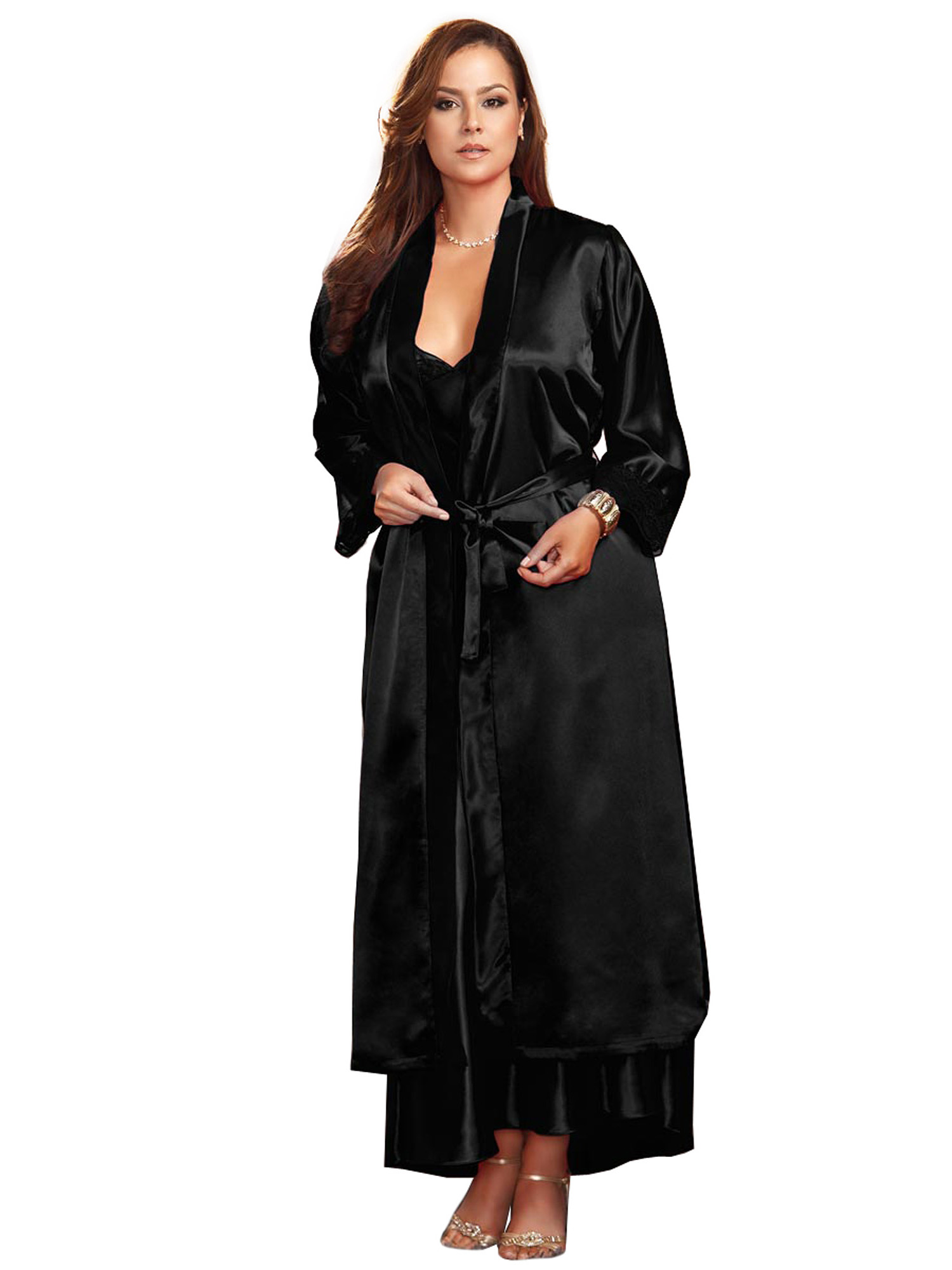 Shop Online at dirtyinstalzonevx6.ga for the Latest Plus Size Robes & Pajamas for Women. FREE SHIPPING AVAILABLE!