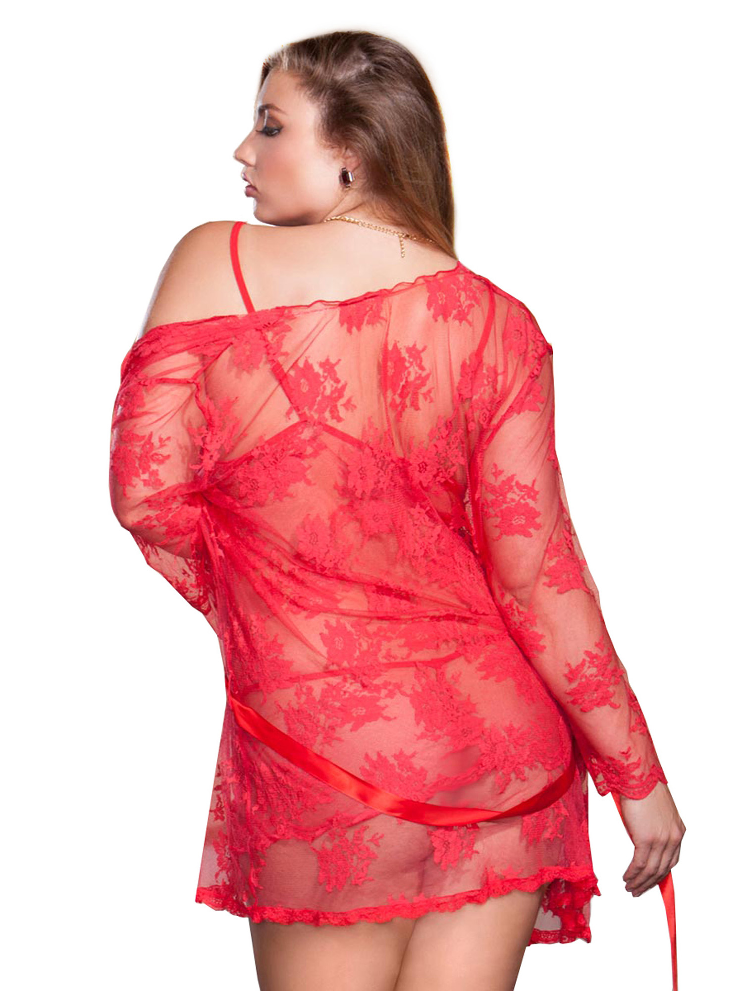 Shop Plus Size Ultra Sexy Sleepwear & Robes for