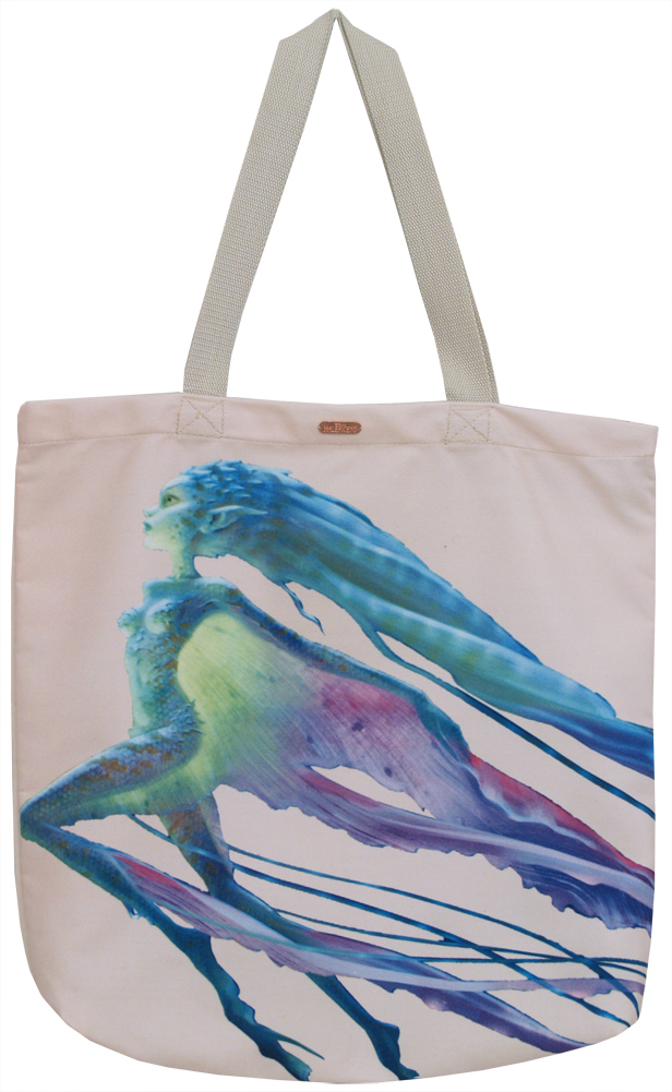 Aurora Fairy Maleficent Disney Movie Canvas Tote Bag