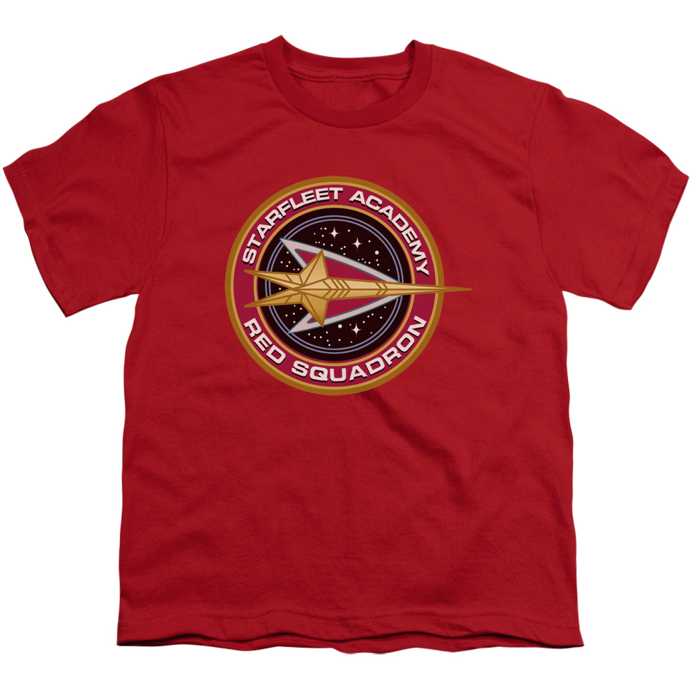 Star Trek Next Generation TV Series Red Squadron Youth T-Shirt Tee at Sears.com