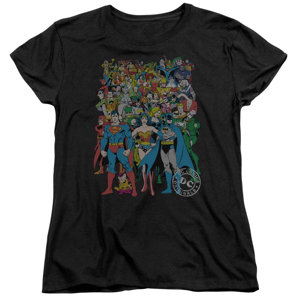DC Comics Original Universe Women's T-Shirt Tee at Sears.com