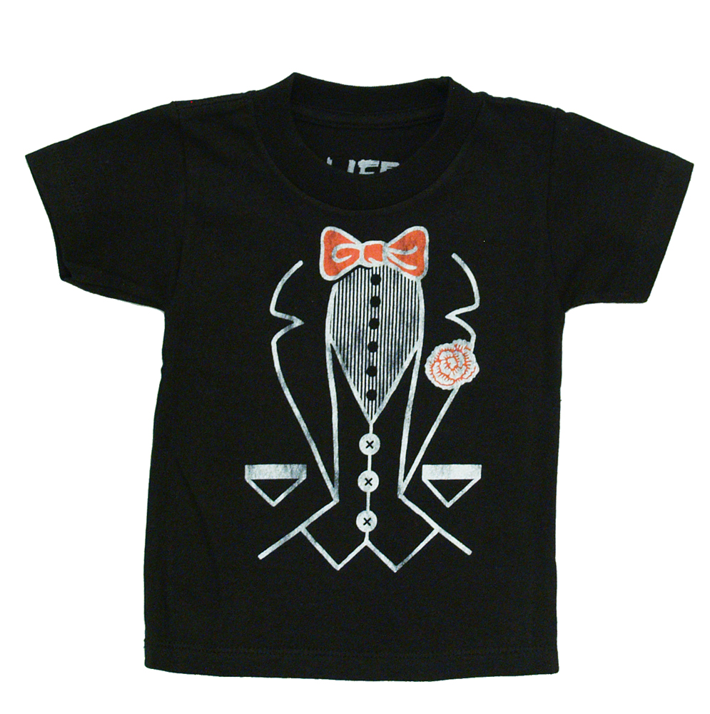 Tuxedo Life Clothing Toddler T-Shirt Tee
