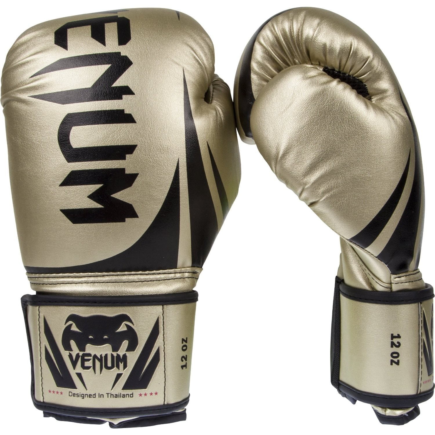 Leather work gloves ebay - Venum Challenger 2 0 Boxing Gloves Gold Black
