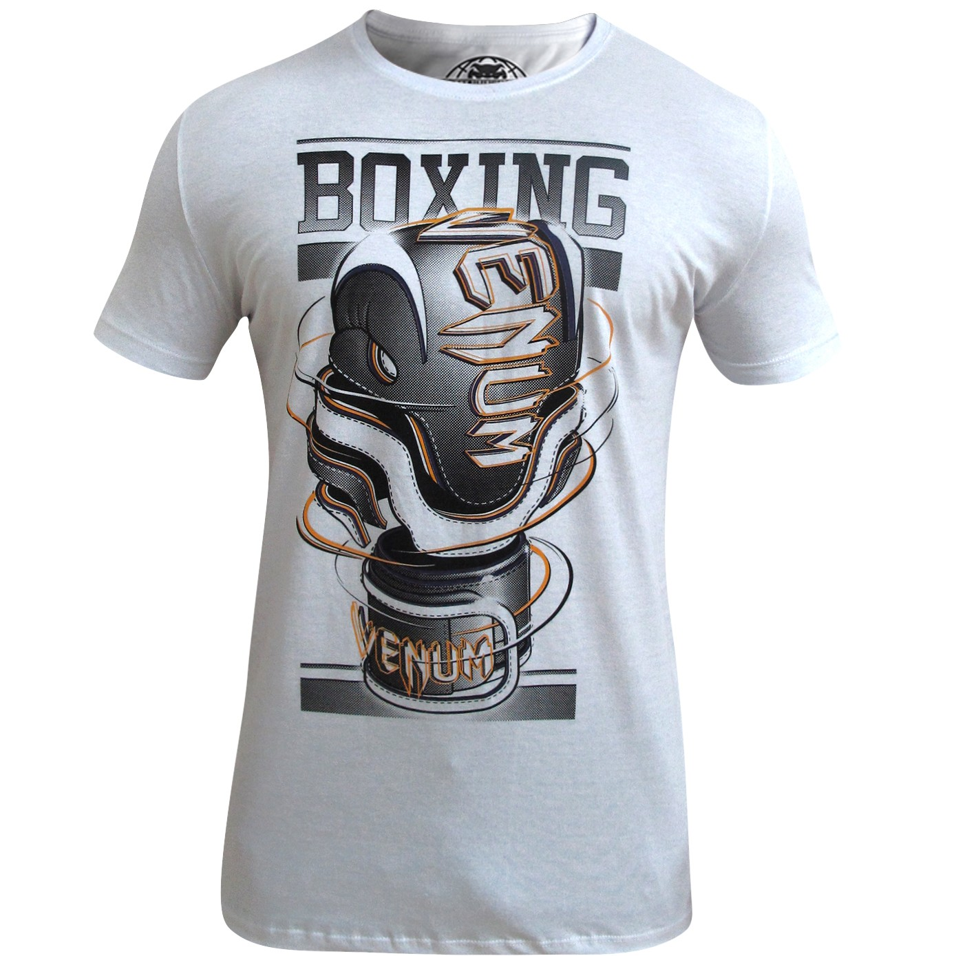 venum cutting edge t shirt white ebay