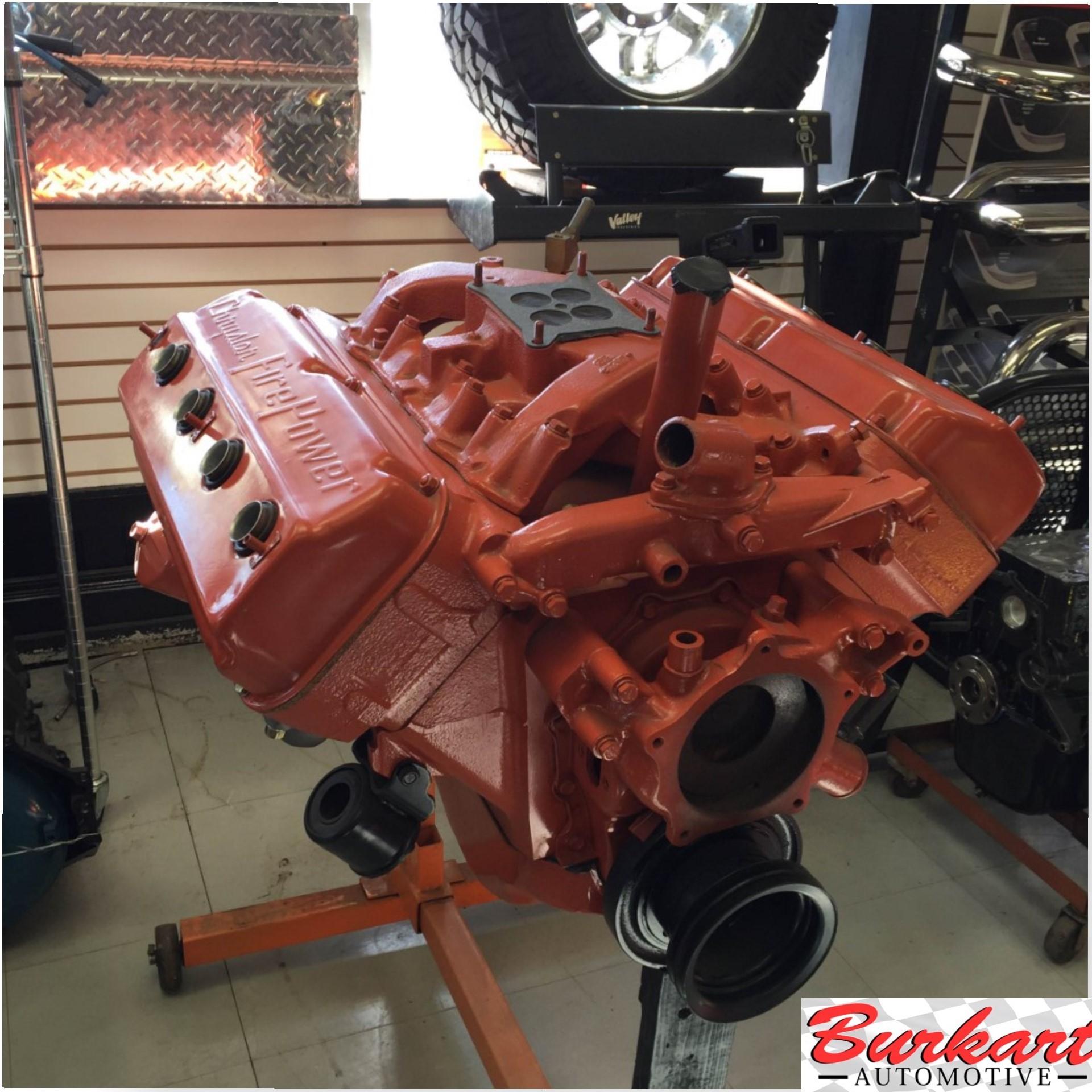 1957 Chrysler Dodge 392 Hemi Professionally Rebuilt Engine