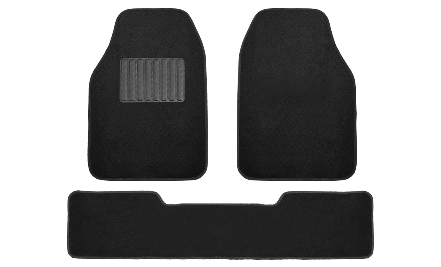 PU Leather Car Seat Covers For Auto Black White 5
