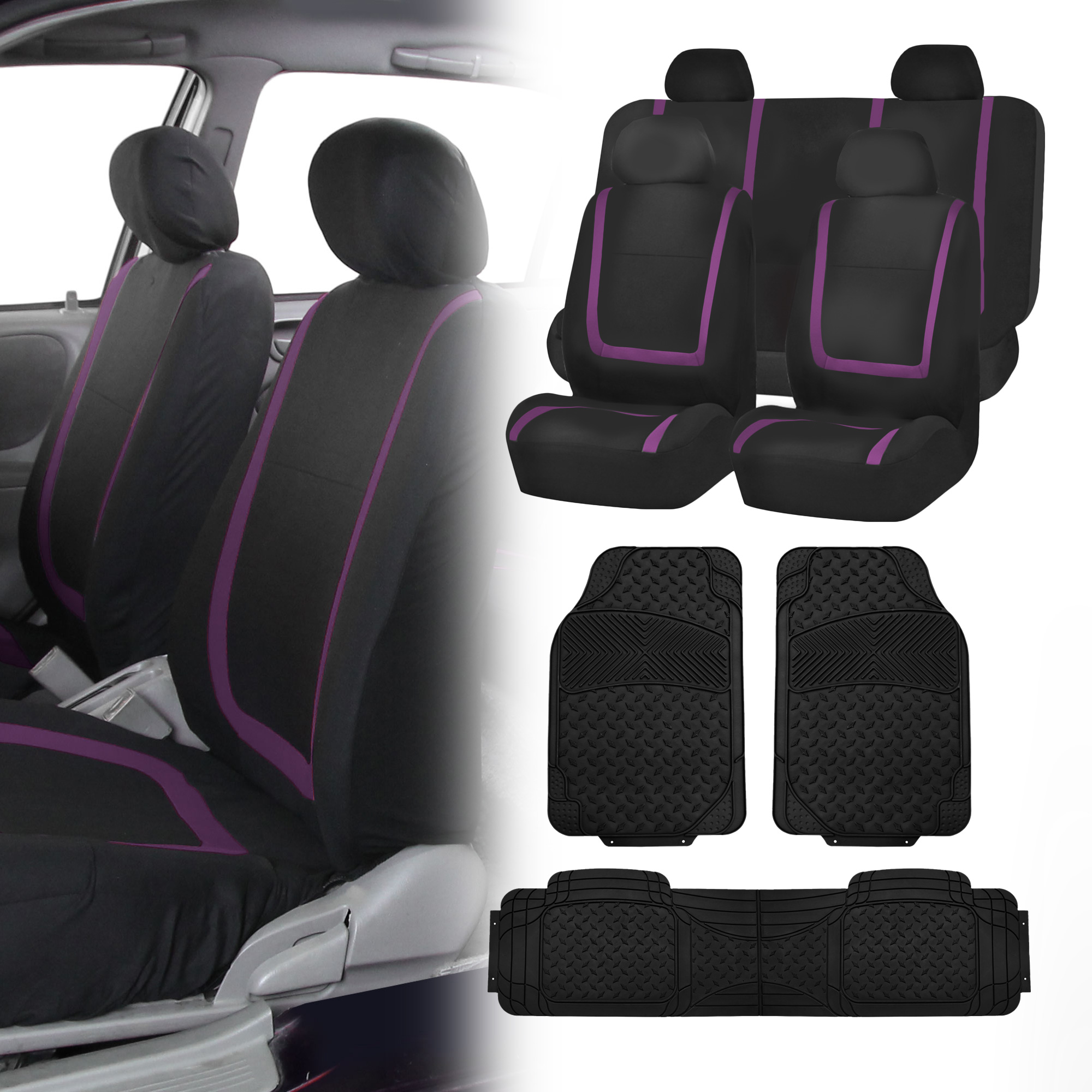 benz luxury vehicles mercedes amg seat fusion covers motors