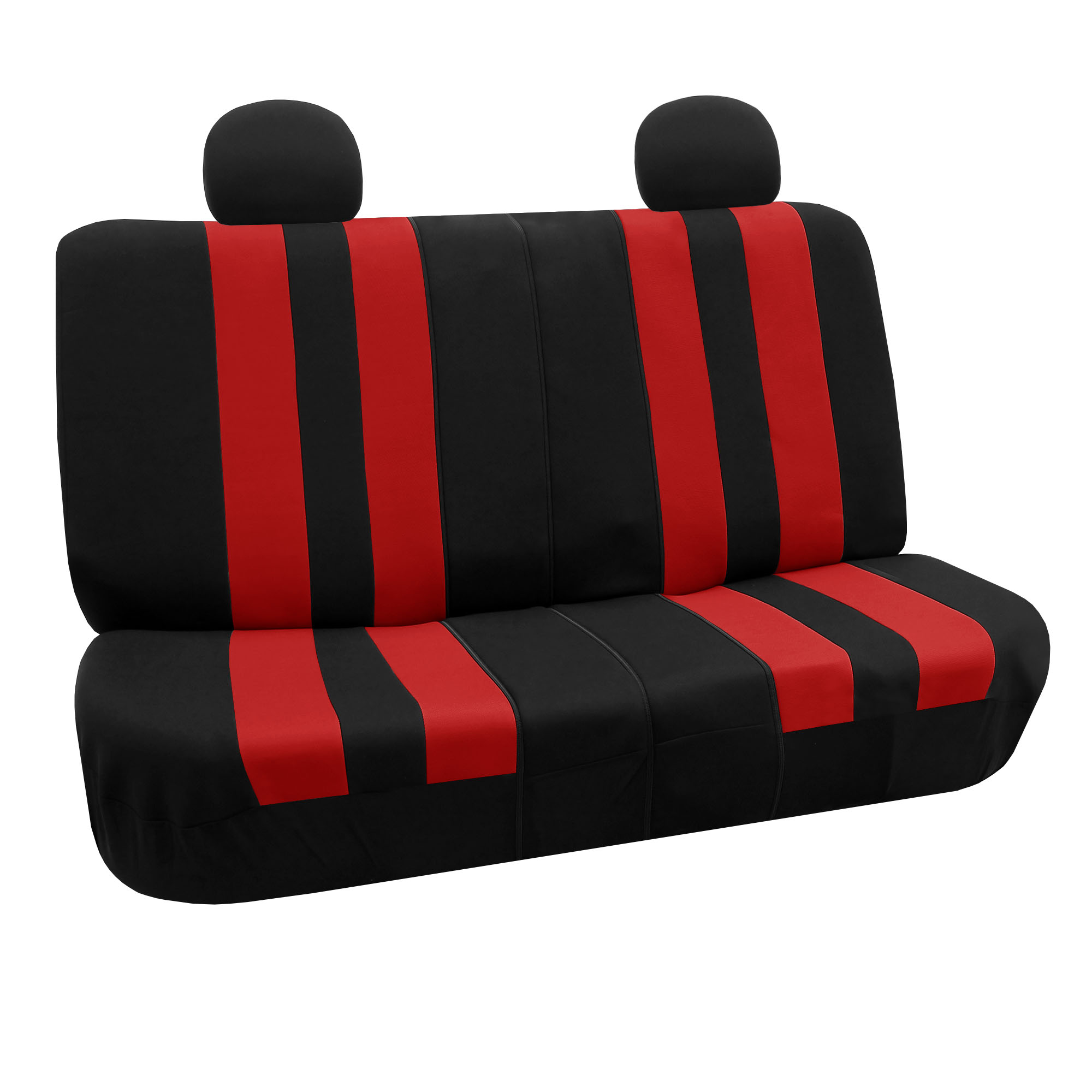Car Seat Cover Set For Auto Car SUV Van Airbag Split Bench