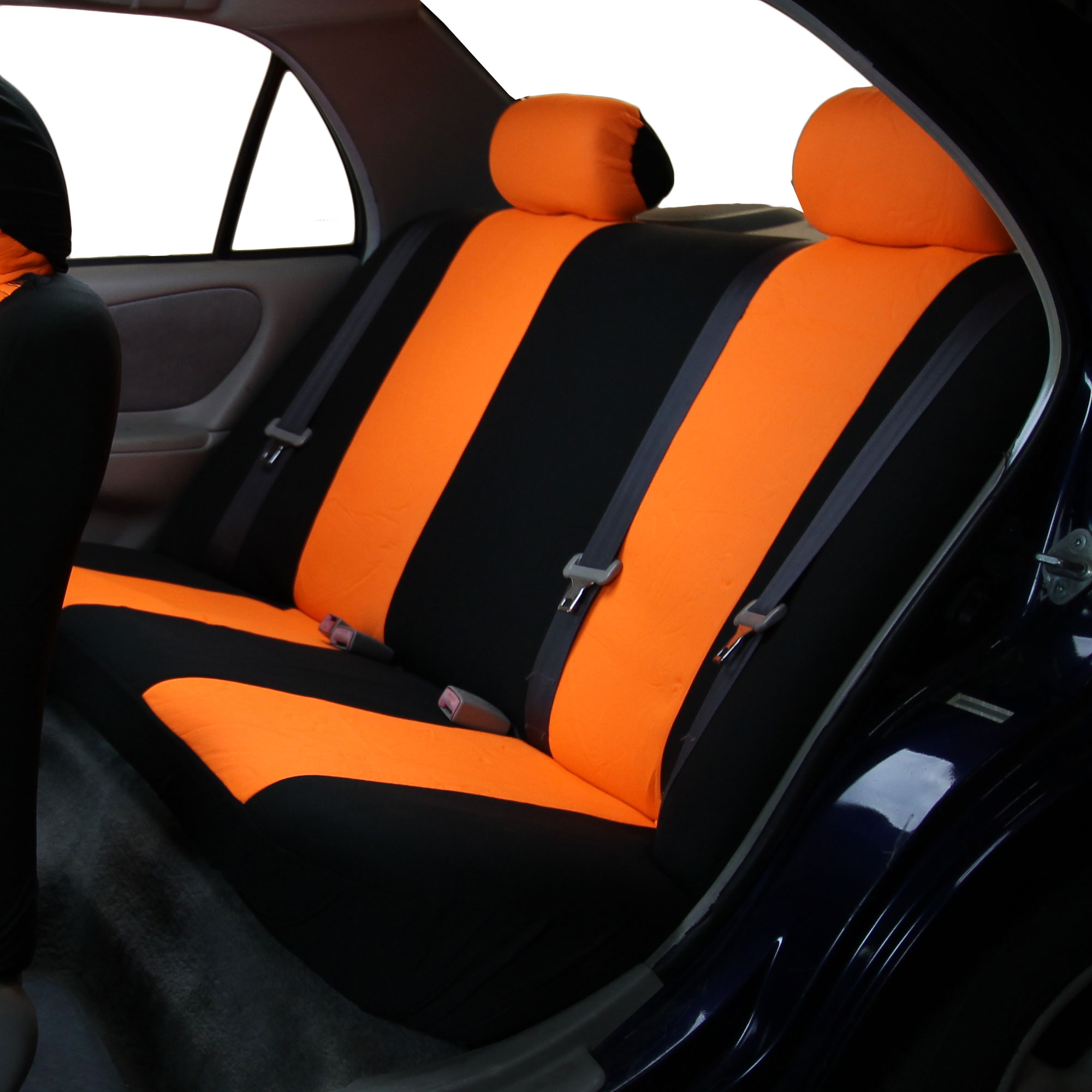 Car Seat Covers For Rear Seat Luxury Sporty For Car SUV