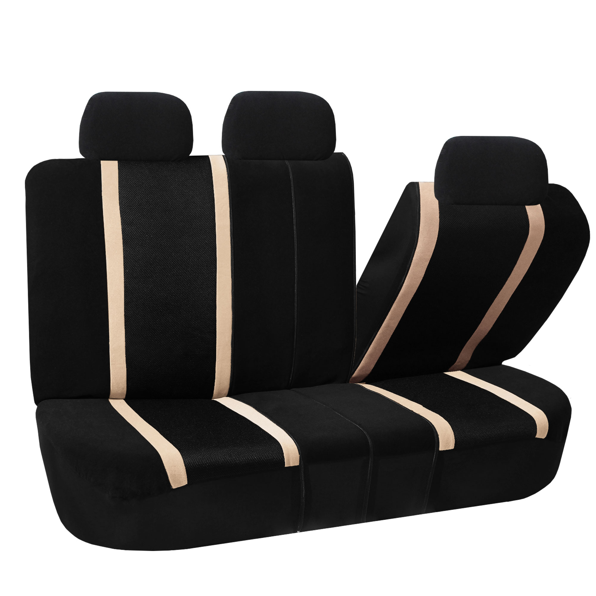 Sports Car Seat Covers Complete Set With Carpet Floor Mats