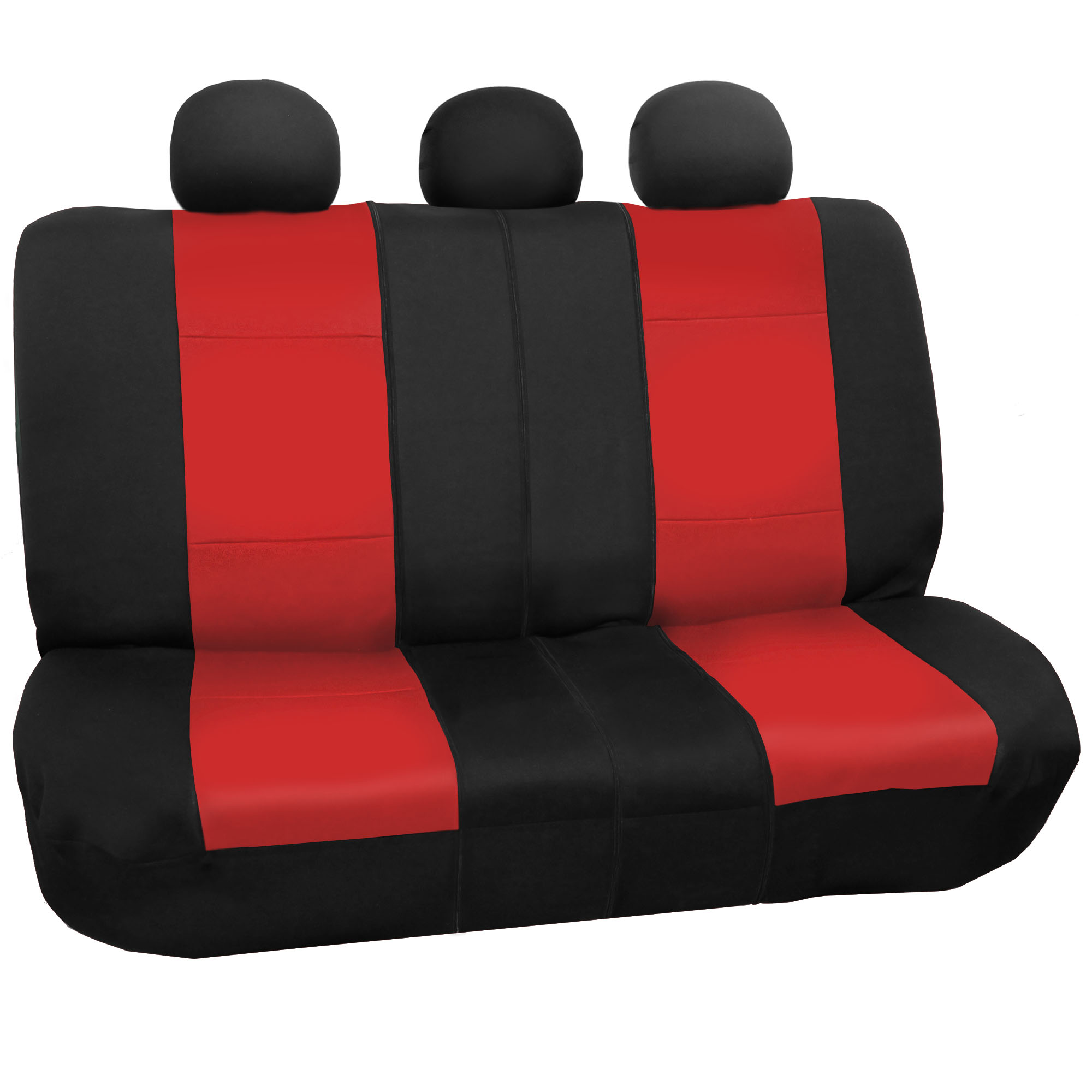 car seat cover neoprene waterproof pet proof full set cover with dash pad ebay. Black Bedroom Furniture Sets. Home Design Ideas