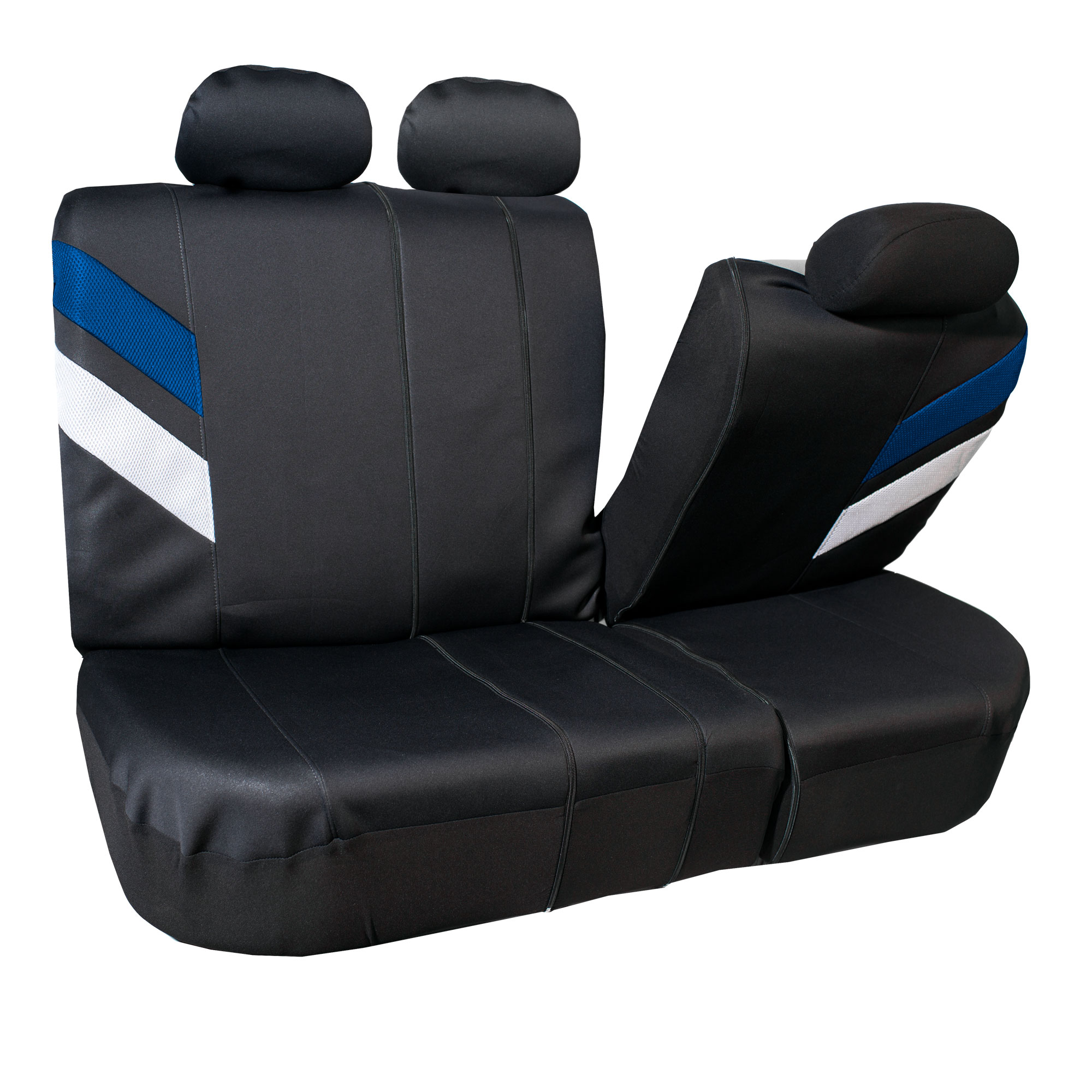 Neoprene Car Seat Covers For Auto Car SUV Van Complete